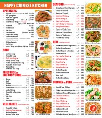 Chinese Kitchen Chicago Il Menu | Besto Blog