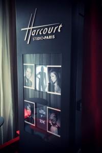 Photomaton du Studio Harcourt - Hôtel Artus Paris