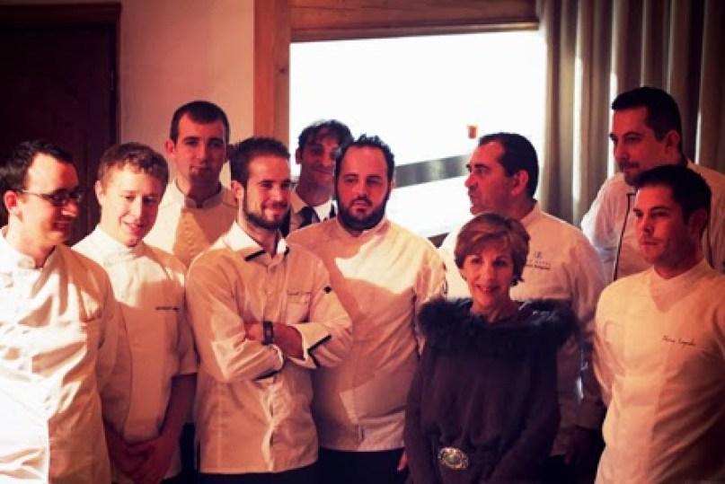 Diner étoilé - La Riviera s'invite à la Montagne - Hôtel Saint-Martin