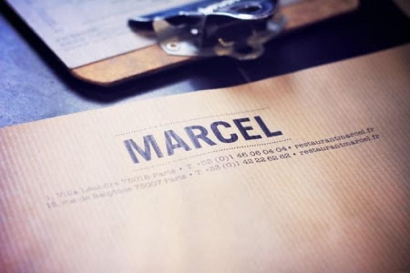 Restaurant Marcel - Montmartre - Paris