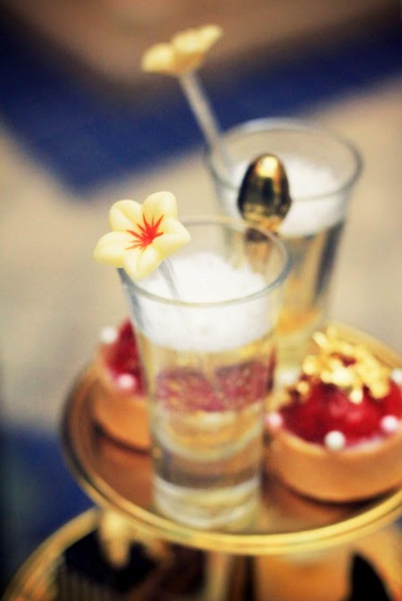 Que faire à Londres ? Afternoon Tea en or au TAJ Hôtel