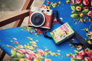 Instax mini de Fujifilm pour collectionner les souvenirs