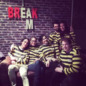 Escape Game - Mission Lost by Team Break