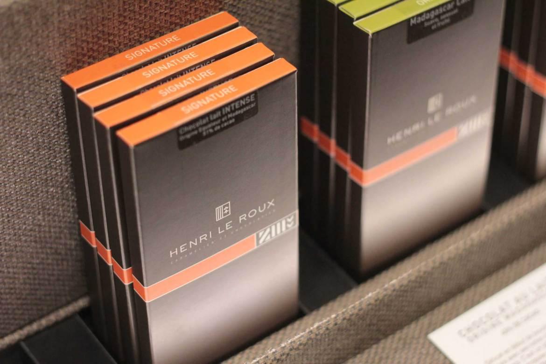Adresse gourmande - Chocolat Henri Leroux