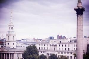 Rooftop Vista at the Trafalgar - Londres