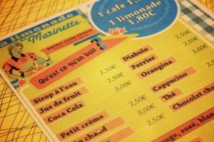 La Limonade de Marinette