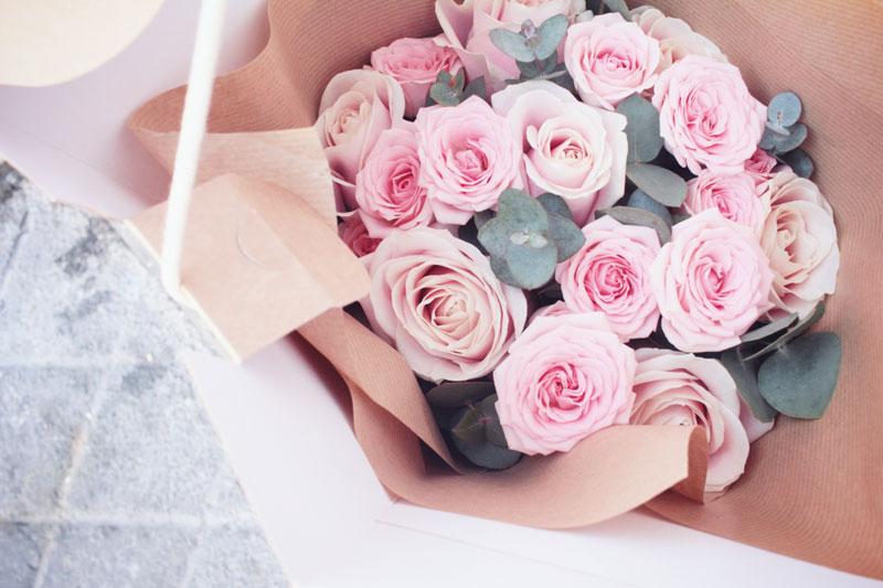 Bergamotte la livraison express de fleurs domicile for Livraison bouquet de fleurs a domicile