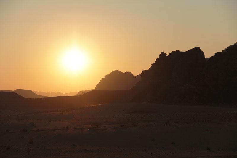 Desert-WadiRum-Jordanie