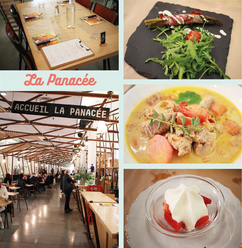 Où manger à Montpellier ? La Panacée