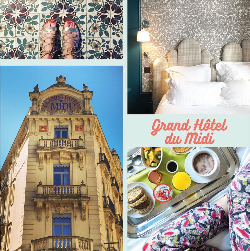 Où dormir à Montpellier ? Grand Hôtel du midi