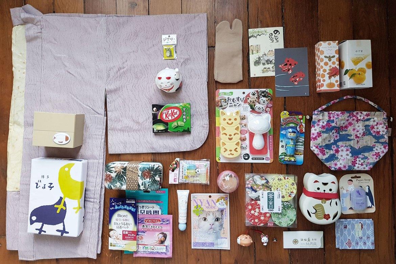 Idees Cadeaux A Ramener Du Japon Happy City Le Blog Voyage