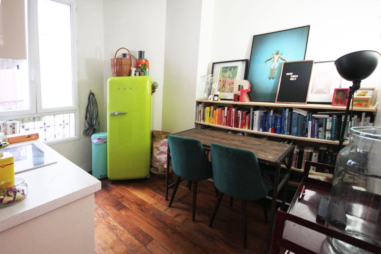 Déco cuisine – Donner du style aux petits espaces  Happy City le
