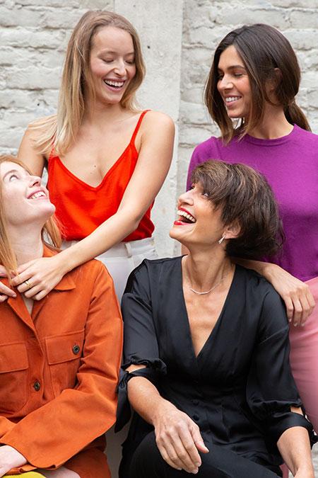 La coloration végétale pour les femmes Granakin et Christine Margossian