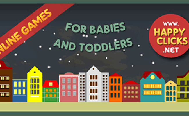 Games For Toddlers To Play Online Hello City