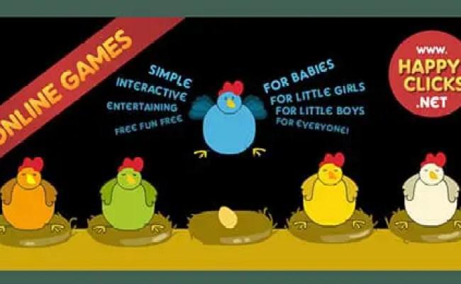 Toddler Games Online Happyclicks