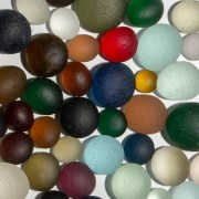 Hunting for Sea Glass and Treasures on Seaham Beach and what to look for.
