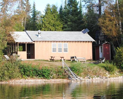 Chapleau Outpost Camps