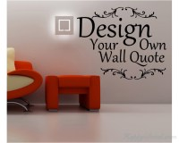 Create Your Own Wall Quotes - Personalized Words - Custom ...