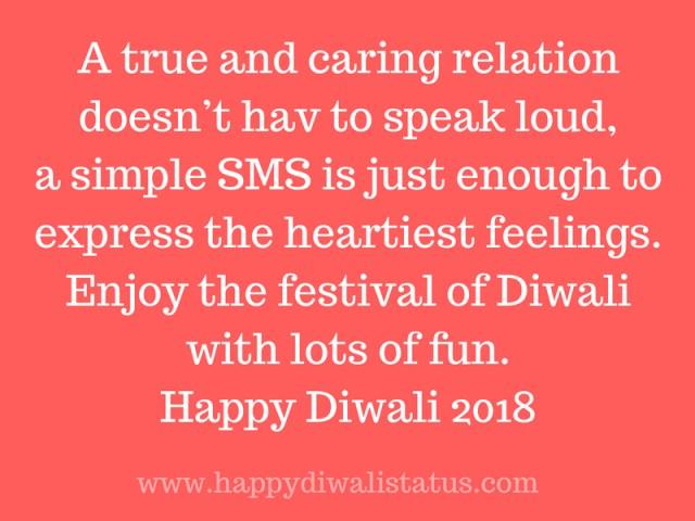 Diwali 2018 SMS