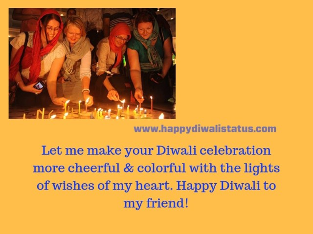 Many pictures,quotes share of Golden Temple Amritsar on the festival of Diwali