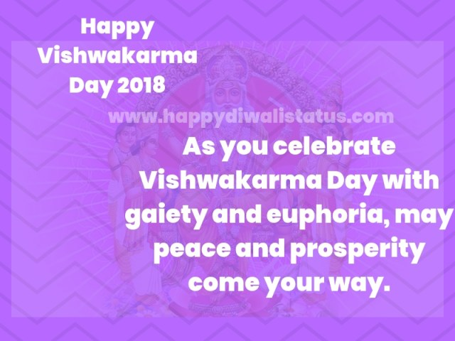 Vishwakarma day 2018 celebrates after Diwali with pictures and quotes