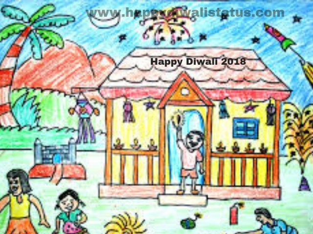 Different way to celebrates Diwali with children in this year 2018