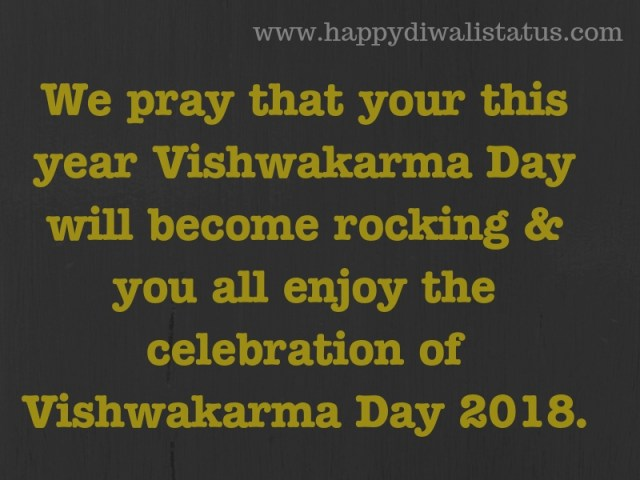 2018 Happy Vishwakarma day DP pictures, image, and HD Wallpapers