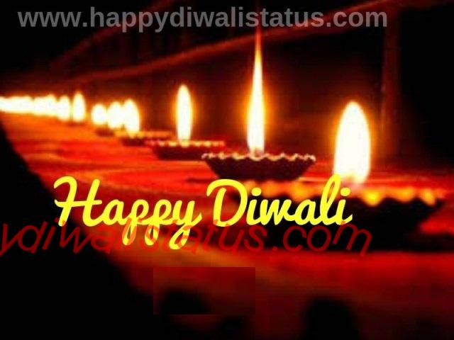 of Diwali celebrations