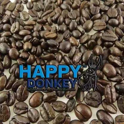 Image displaying roasted coffee blend
