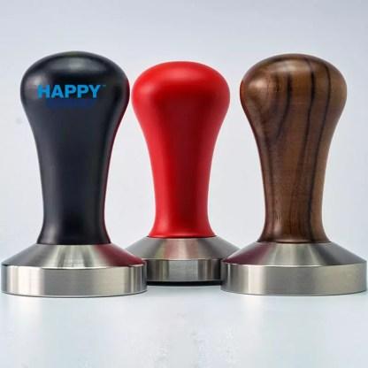 Image displaying coffee tampers.