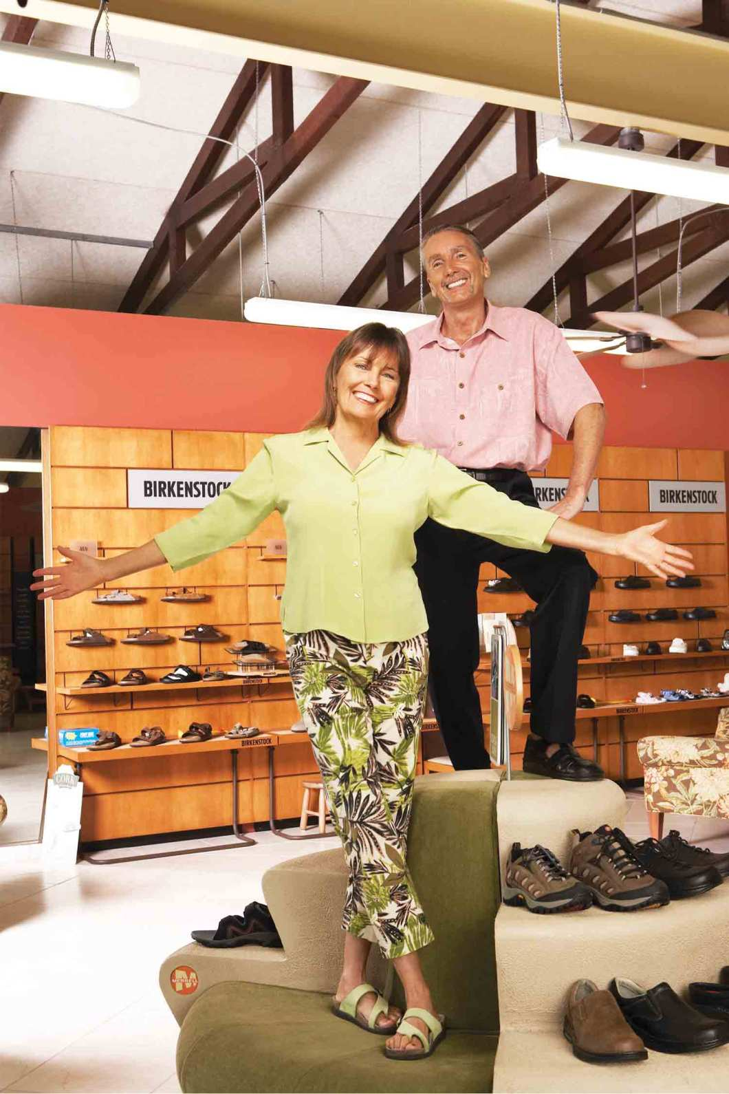 happy feet plus owners jane strong jacob wurtz countryside store location