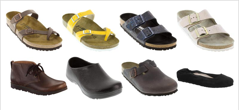 Birkenstock Sandals, Shoes, Clogs and Boots