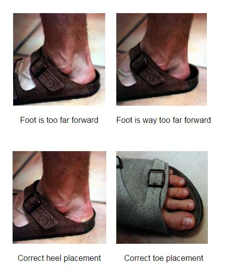 Fitting Your New Birkenstocks To Your Feet 101 Happy Feet Plus