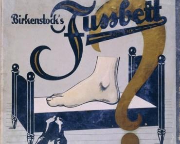original birkenstock ad