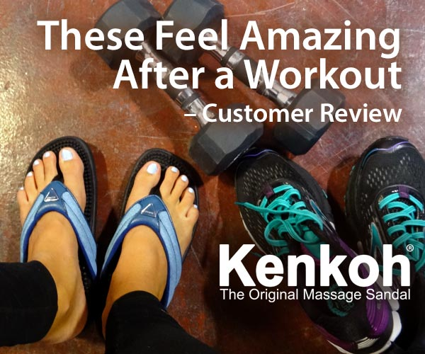 What's Your Kenkoh Pain Relief Story?