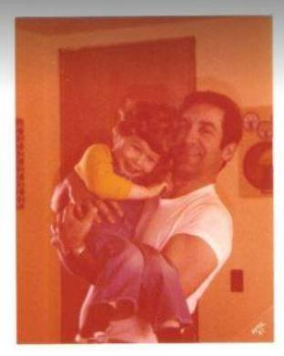 The Author With His Dad, Summer 1981