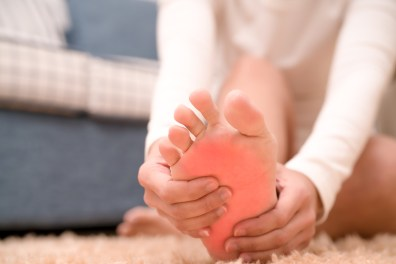 Diabetic Peripheral Neuropathy Pain