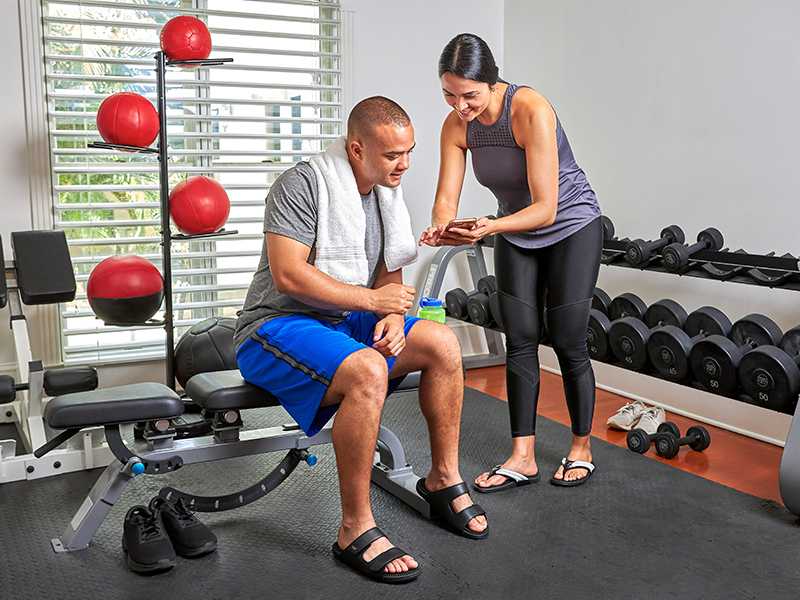 Don't Forget Your Post-Workout Recovery Foot Massage!