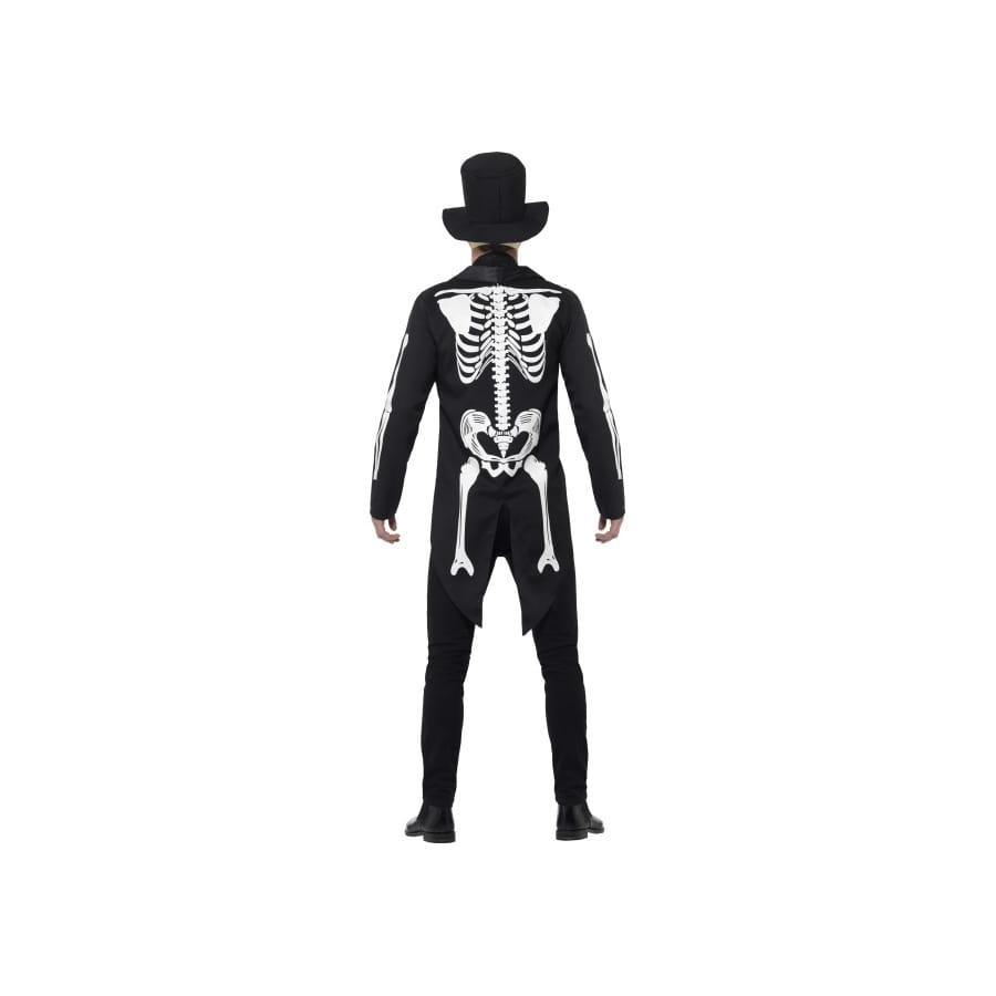 Déguisement monsieur squelette jour des morts