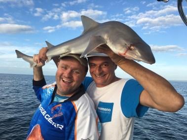 happy fisherman mud island gummy shark