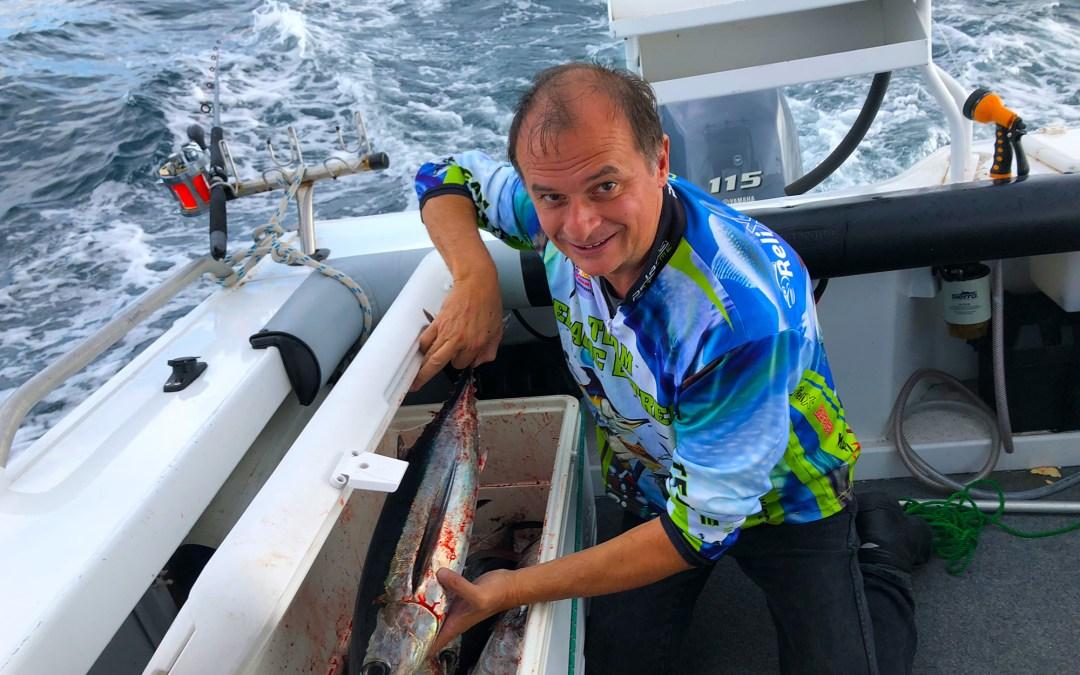 happy fisherman portland albacore