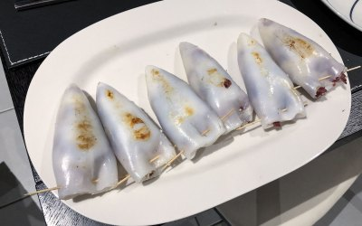 2018 June 6th – How To Make Stuffed Calamari