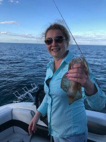 happy fisherman squid st leonards