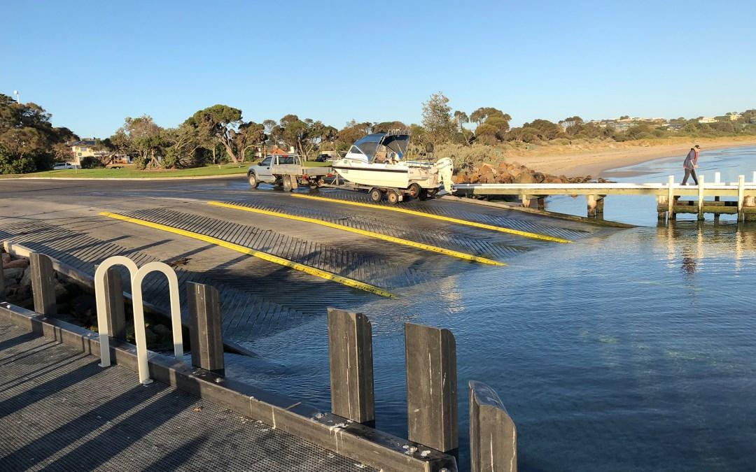 Rye Boat Ramp