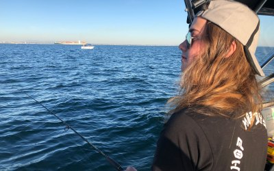 2019 October 22nd – Fishing P2