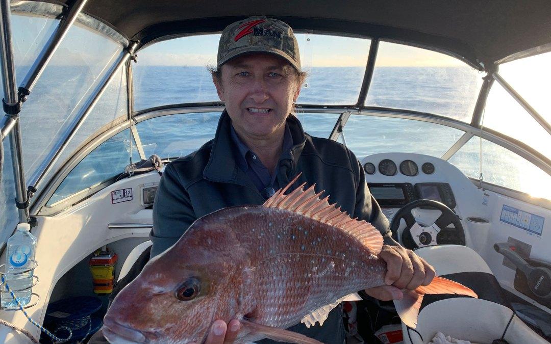 2021 January 9th – fishing Wreck