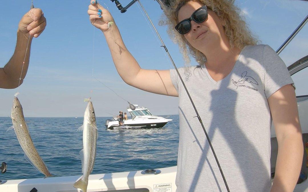2021 April 1st – fishing St Leonards