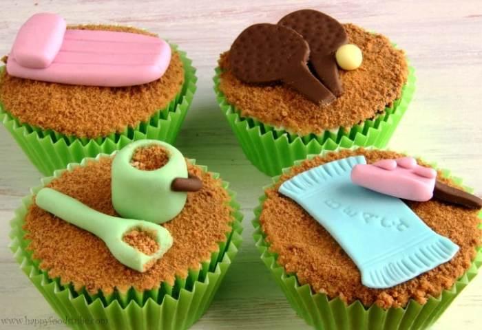 Cake Decorating Happy Foods Tube