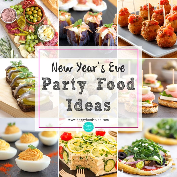 Good Finger Foods For New Years Eve Party