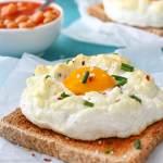 Breakfast Cloud Eggs Image